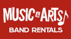 Music and Arts instrument rental