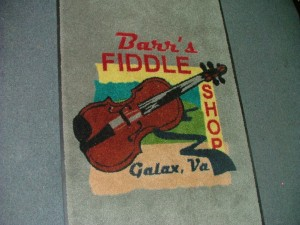 Barr's Fiddle Shop